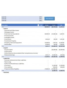 Exway v1.3 - Bookkeeping / Accounting System for Small Business (in Excel) - only $5.99
